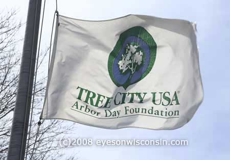 Tree City USA Oak Creek, WI