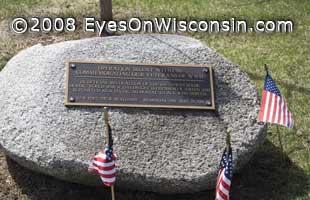 The Vietnam War Memorial South Milwaukee, WI