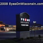 Prime Outlets Pleasant Prairie Wisconsin
