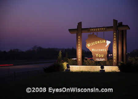 Welcome to Wisconsin Sign Kenosha