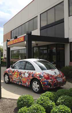 Jelly Belly Factory Store Pleasant Prairie, WI