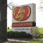 Jelly Belly Tour Kenosha WI