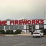 Extreme Fireworks Racine WI