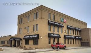 A daytime photo of Papa Luigi's Pizza South Milwaukee